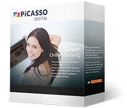 Picasso Online booking Silver